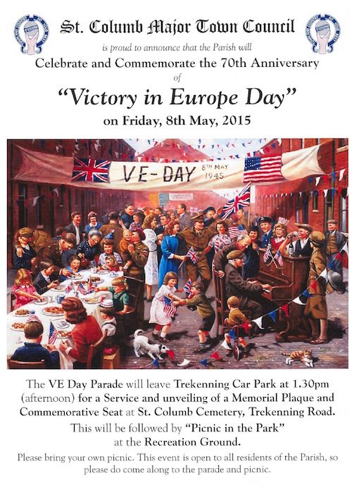 poster ve day copy