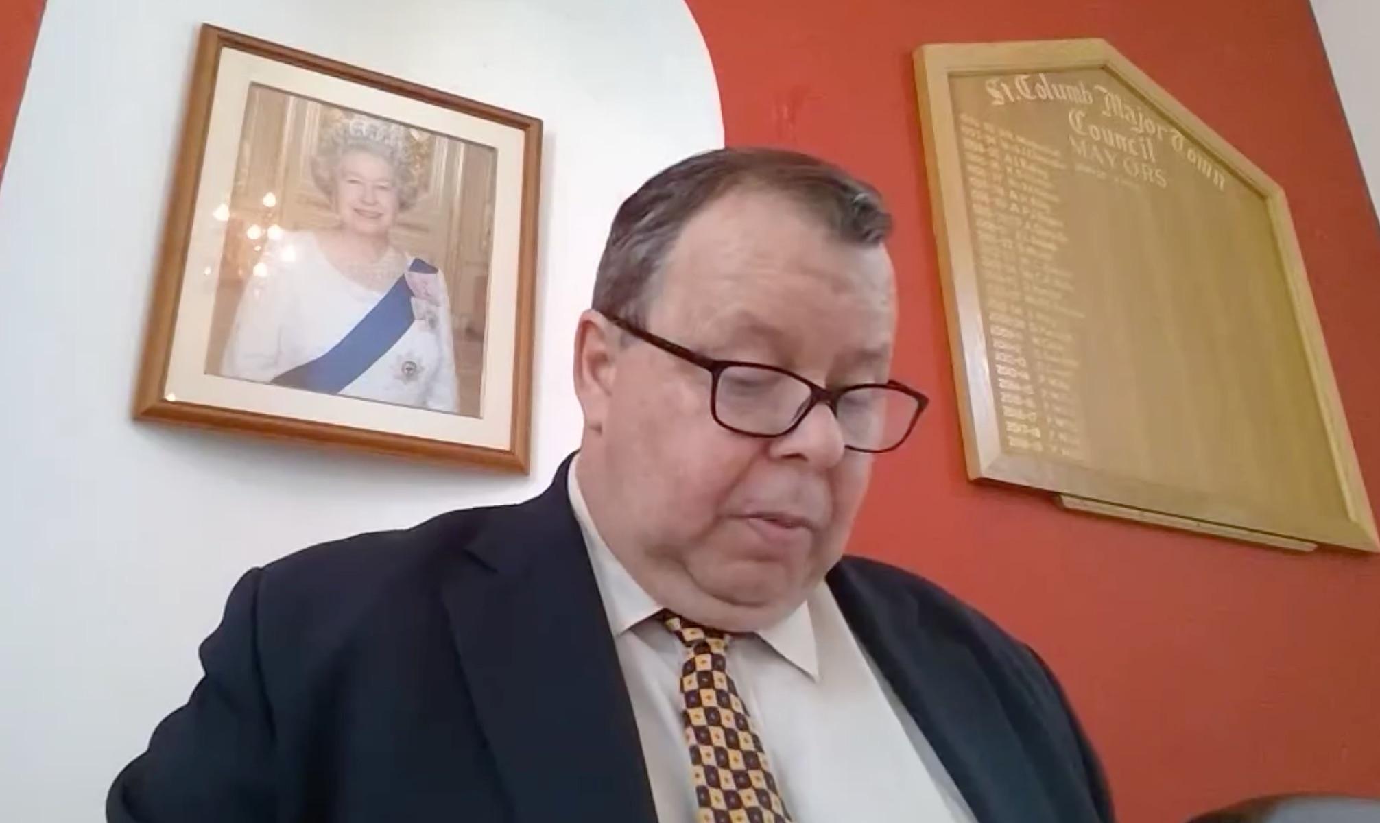 Mayor Paul Wills